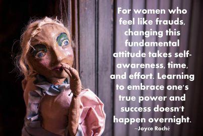women having confidence